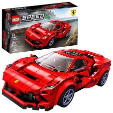 Ferrari baby car seat & isofix & newb insert. Lego Speed Champions 76895 Ferrari F8 Tributo Racing Model Car Vehicle Building Car 275 Pieces Walmart Com Walmart Com