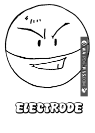 Small Picture 35 best Electrode images on Pinterest Pikachu Ash and Shops