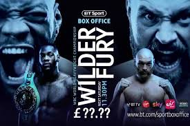How much does the Deontay Wilder v Tyson Fury pay-per-view cost ...