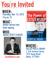 book signing flyer template. News Events Scott D Reich