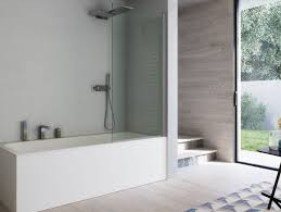 glass bathtub wall panel omega bathtub wall panel by disenia