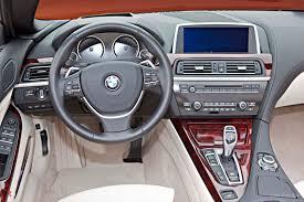 BMW 650i 2012 interior wood makeover — automotive woodwork