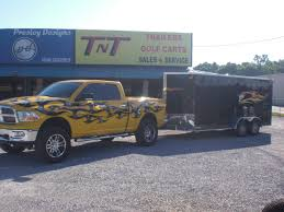 TNT Outfitters Golf Carts, Trailers, Truck Accessories » Cargo ...