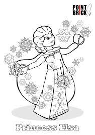 Unico Disegni Da Colorare Principesse Frozen Migliori Pagine Da