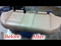 clean car leather seats like a pro with no special tools