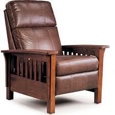 mission high leg recliner recliners lane