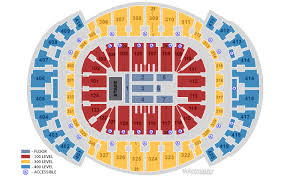 Verizon Arena Concert Seating Chart Shawn Mendes Americanairlines Arena