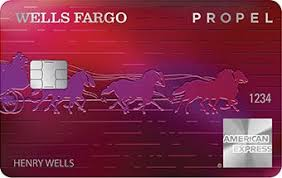 Check spelling or type a new query. Wells Fargo Propel Amex Card Review Creditcards Com