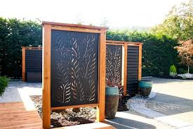 privacy screens decorative