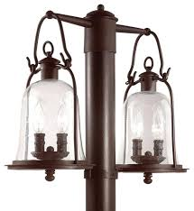 solar outdoor post lights light posts lighting canada