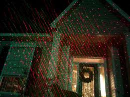 Laser House Lights For Christmas Forget Christmas Lights Fire Lasers At Your House Instead