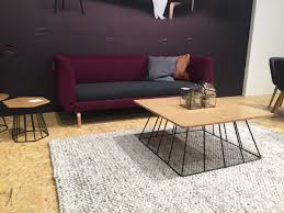 define interior design. Plain Design Wire Base Coffee Table With Purple Sofa And Define Interior Design
