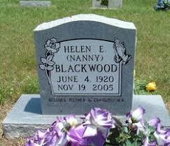 Helen E. Holden Blackwood (1920-2005) - Find A Grave Memorial