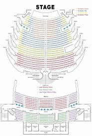 Segerstrom Center Seating Chart 12 Inspirational Fox Theater Foxwoods Seating Chart Image