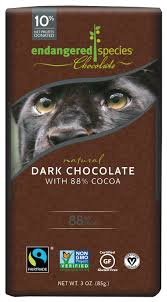 88% <b>Extreme Dark Chocolate</b>, Panther | Eat! Gluten-Free