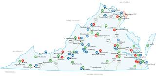 Colleges And Universities In Virginia