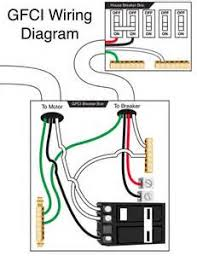 where can you a wiring diagram for a gfci breaker images how to wire a 220 volt gfci omegadiamond