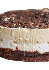 Mocha Brownie Ice Cream Cake Order Online Delivery Bangalore
