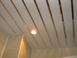 light bulb from the false ceiling