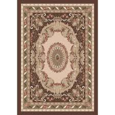area rugs pastiche kashmiran marquette brunette brown area rug