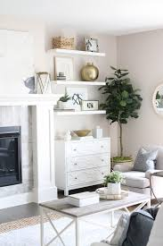 one thing the fireplace didn t have however were built ins on either side coming from a house with four sets of built ins i was a bit disappointed one