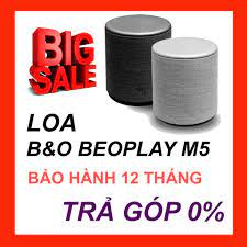 Loa Bang & Olufsen BeoPlay M5 Loa Bluetooth tuyệt phẩm từ Đan Mạch chính  hãng 12,099,000đ