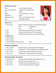 Resume Samples Pdf Classy 40 Cv Samples For Job Pdf Theorynpractice