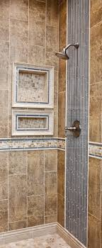 Pictures Of Tile Its A Bit Much Butthe Vertical And Horizontal Accent Tiles