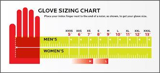 mechanix gloves size chart glove size chart gifts for boys pinterest motocross