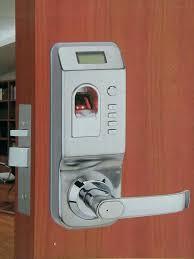 front door lockFront Doors  Biometric Front Door Lock Door Design Biometric