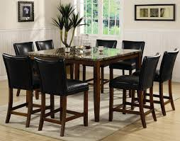 Cherry Wood Kitchen Table Sets Coaster Telegraph 120317 100357 Brown Wood And Marble Pub Table