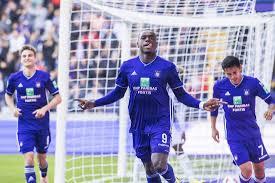 Anderlecht dankzij hattrick Dimata voorbij Cercle Brugge, al... - Het  Nieuwsblad Mobile