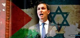 Image result for kushner's middle east peace deal