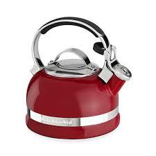 kitchenaid stovetop kettle 1 9l empire red 129 00