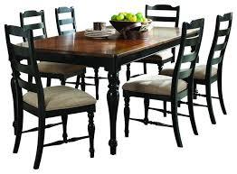 7 piece black dining room set. Gallery Of 7 Piece Black Dining Room Set L