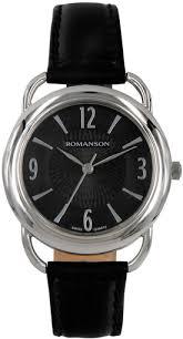 <b>Romanson</b> Giselle <b>RL1220LW BK BK</b> - купить <b>часы</b> по цене 0 ...