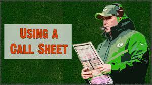 madden play call sheets football qb playbook armband spread offense playbook nfl play sheet