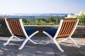 Elegant patio furniture Outside Deck Weatherend Timeless Topoftheline Outdoor Estate Furniture Tedx Oakville Best Luxury Outdoor Furniture Brands