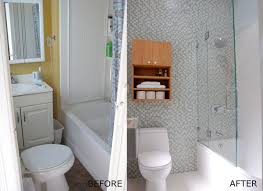Small Picture Bathroom Renovation Before And After Photos Bathroom Design