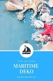 Maritime Deko Für Dein Zuhause Maritime Dekonet