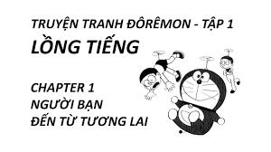 Truyện Tranh Doremon Tập 1 l Chap 1 - Người bạn đến từ tương lai - Mission  Ready At 6