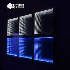 infinity illusion mirror. infinity mirror-led smd illusion mirror for home decoration o