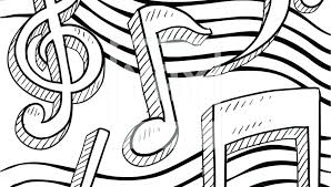 Music Coloring Pages For Kindergarten At Getdrawingscom Free For