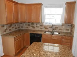 Colonial Gold Granite Kitchen Giallo Vicenza