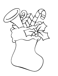 Printable Coloring Pages Christmas Present   Christmas Coloring ...