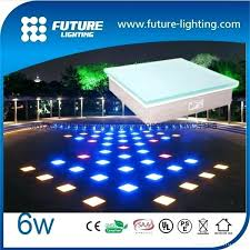 color changing outdoor led lights color changing led floor tile light outdoor lighting color changing outdoor