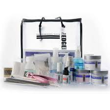 acrylic painting starter kit elegant the edge acrylic liquid powder plete starter kit