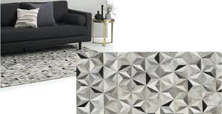 grey cowhide rug canada uk australia
