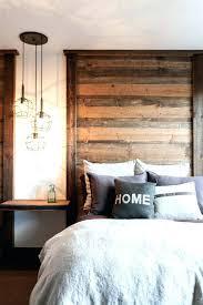 Rustic Modern Bedroom Ideas Custom Decoration