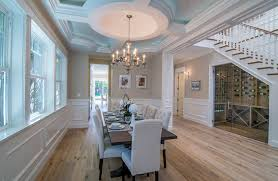 colors to paint a dining room. Unique Dining Traditional Dining Room With Taupe Paint And White Wainscoting For Colors To Paint A Dining Room L